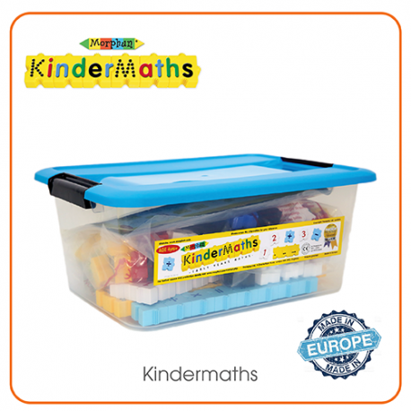 KINDERMATHS DOUBLE