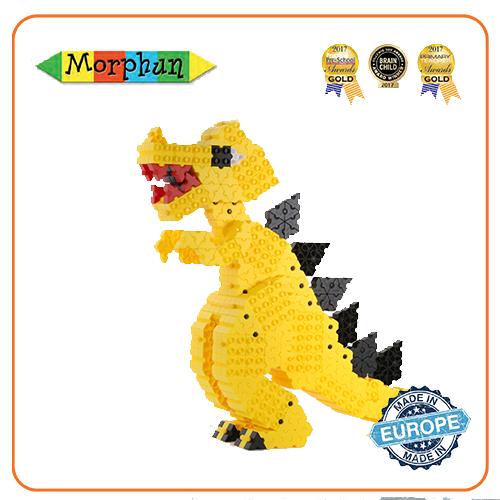 Đồ chơi trí tuê Morphun Lion & T-rex Class Project Set (Giảm giá 20% hoặc Tặng 200 mảnh ghép)