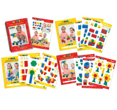 Hi-Qube Kinder Garten Guide Book