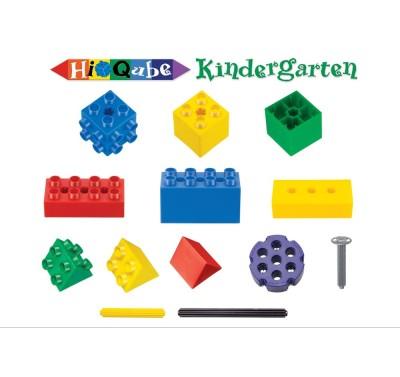 Hi-Qube KG 270 pieces Set