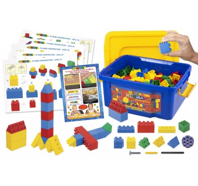 Hi-Qube KG 150 pieces Set