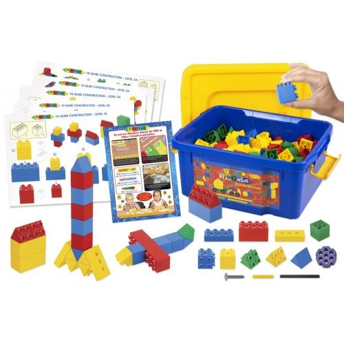 Hi-Qube KG 150 pieces Set