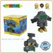 Đồ chơi lắp ghép cho bé trai nhập khẩu Morphun Robots Contruction Set