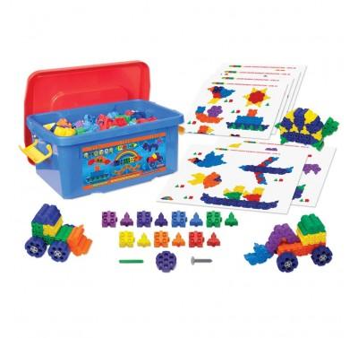 Junior Starter Rainbow 500 pieces Set
