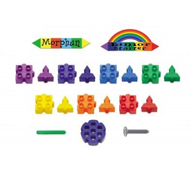 Junior Starter Rainbow 900 pieces Set