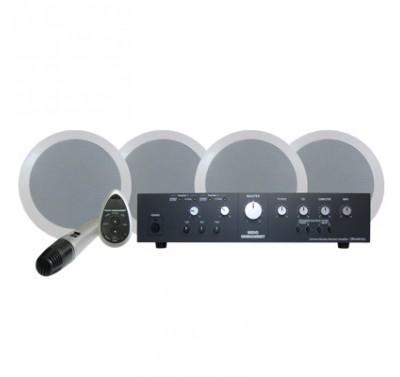 Hệ thống âm thanh chuyên dụng cho lớp học - Audio Enhancement